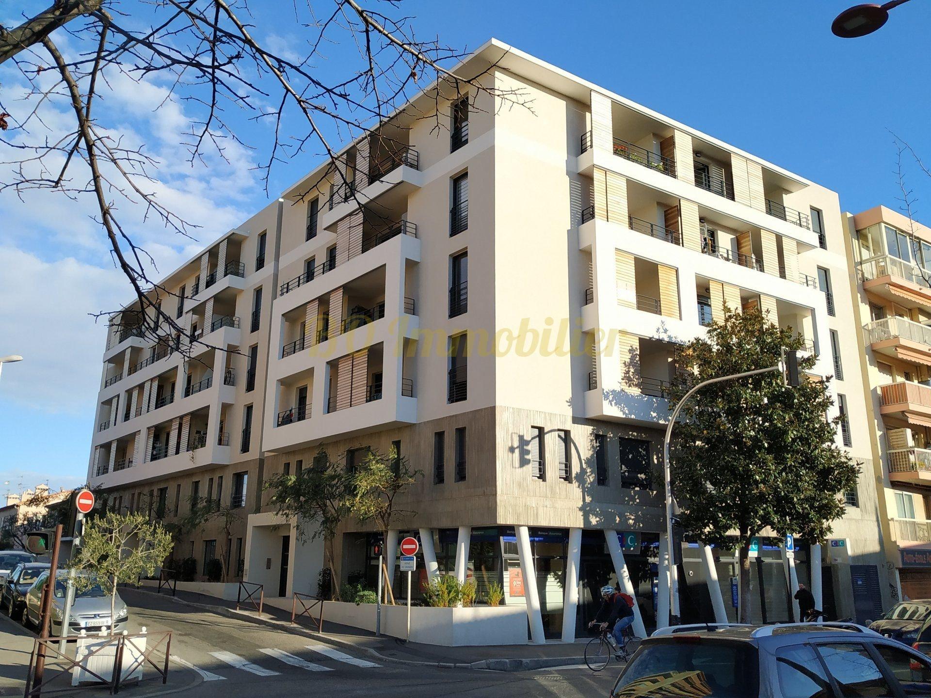Beau 2p de 42m² + terrasse + 2 parkings