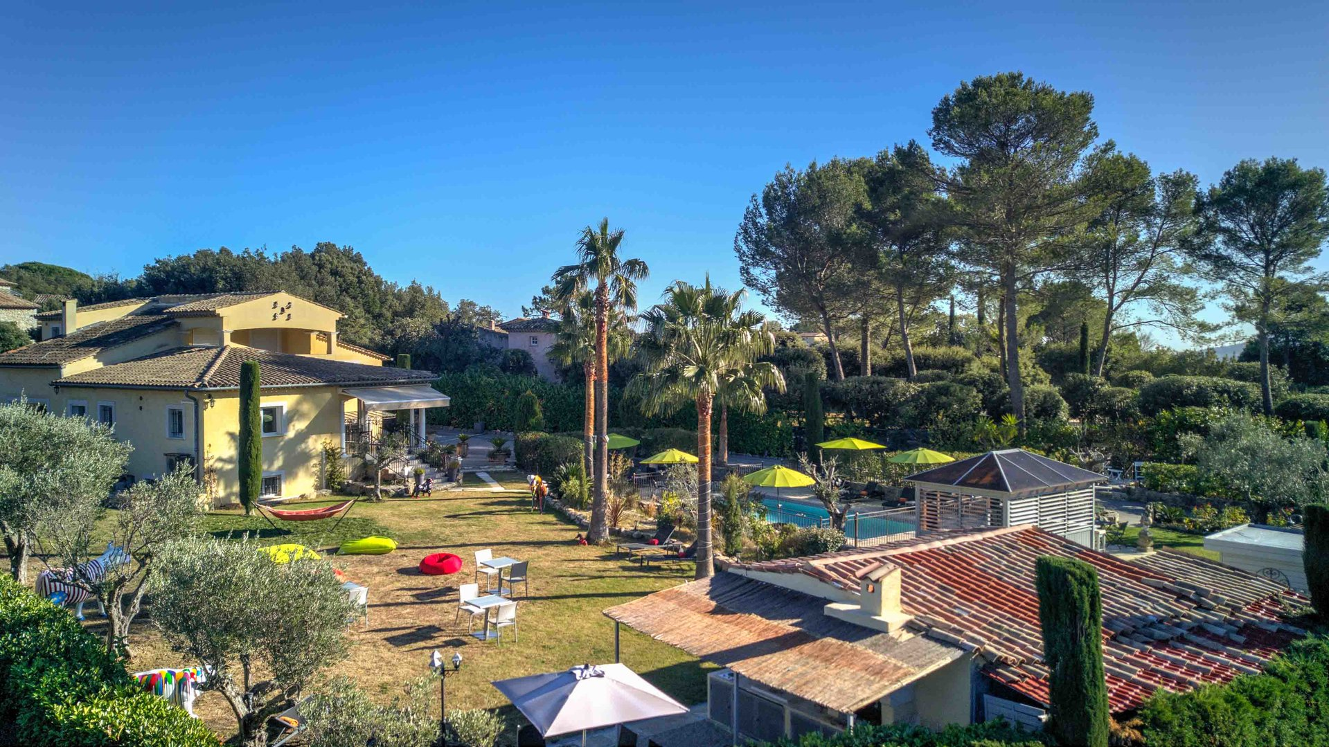 Grasse St Jacques, 7 bedrooms Villa