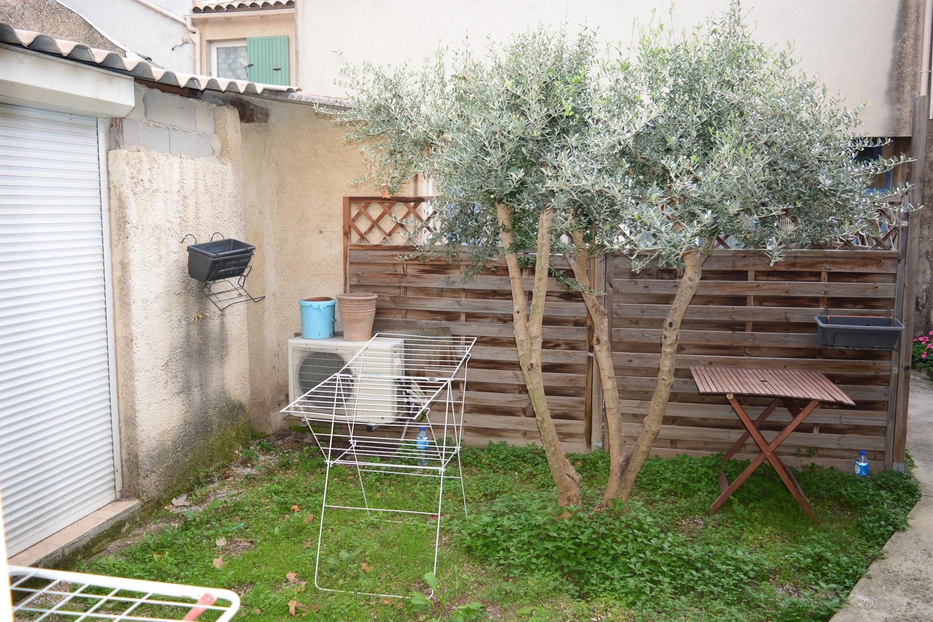 appartement T2 charme avec jardinet