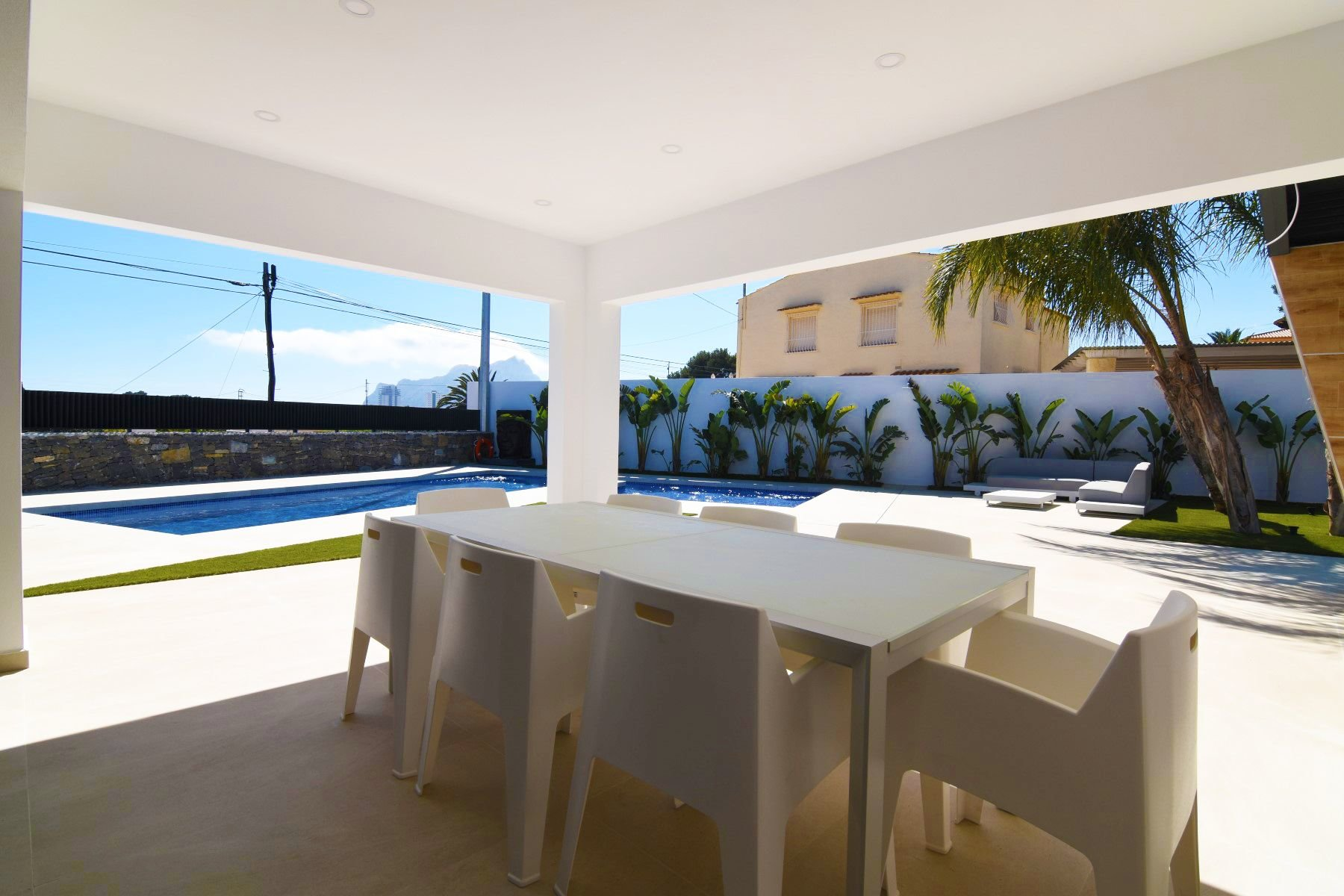 Luxury 6 bedroom villa in Calpe