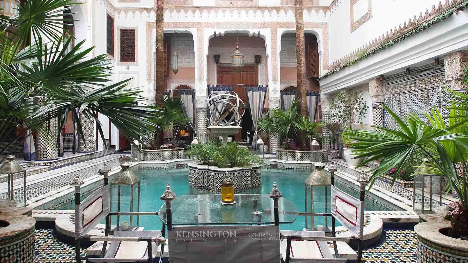 KPPM01359: Palace Stella Riad Fèz Morocco