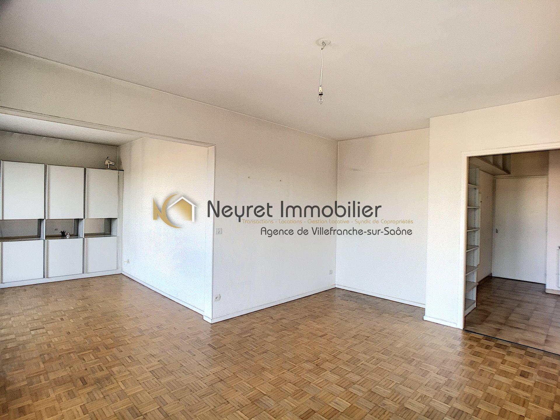 Appartement-terrasse - Secteur Mongré