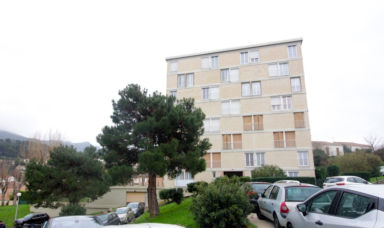 Appartement T4 résidence sécurisée
