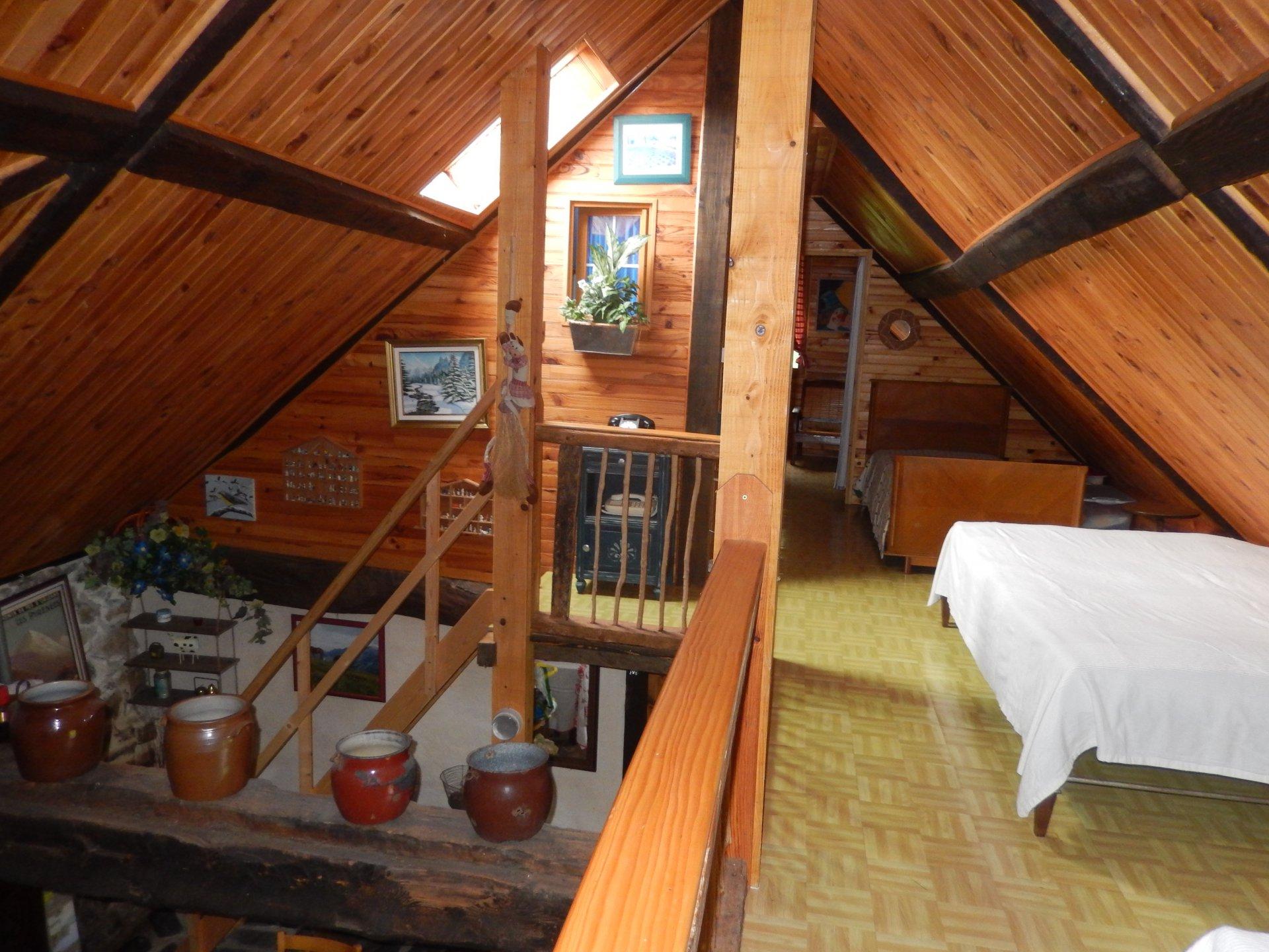 Grange typique, rénovée près de Laruns