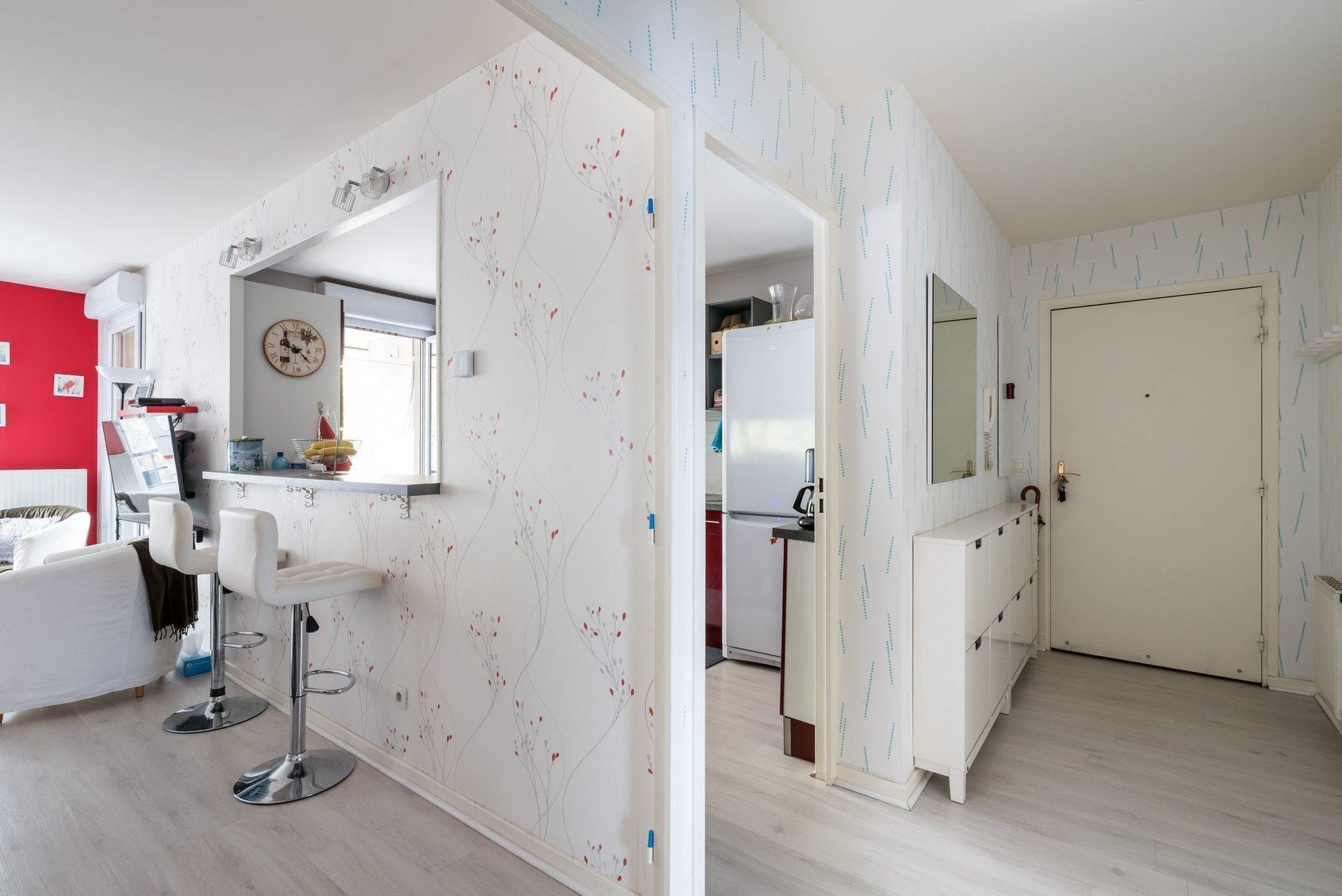 Appartement Lyon 3 - 183 Bis avenue Felix Faure -