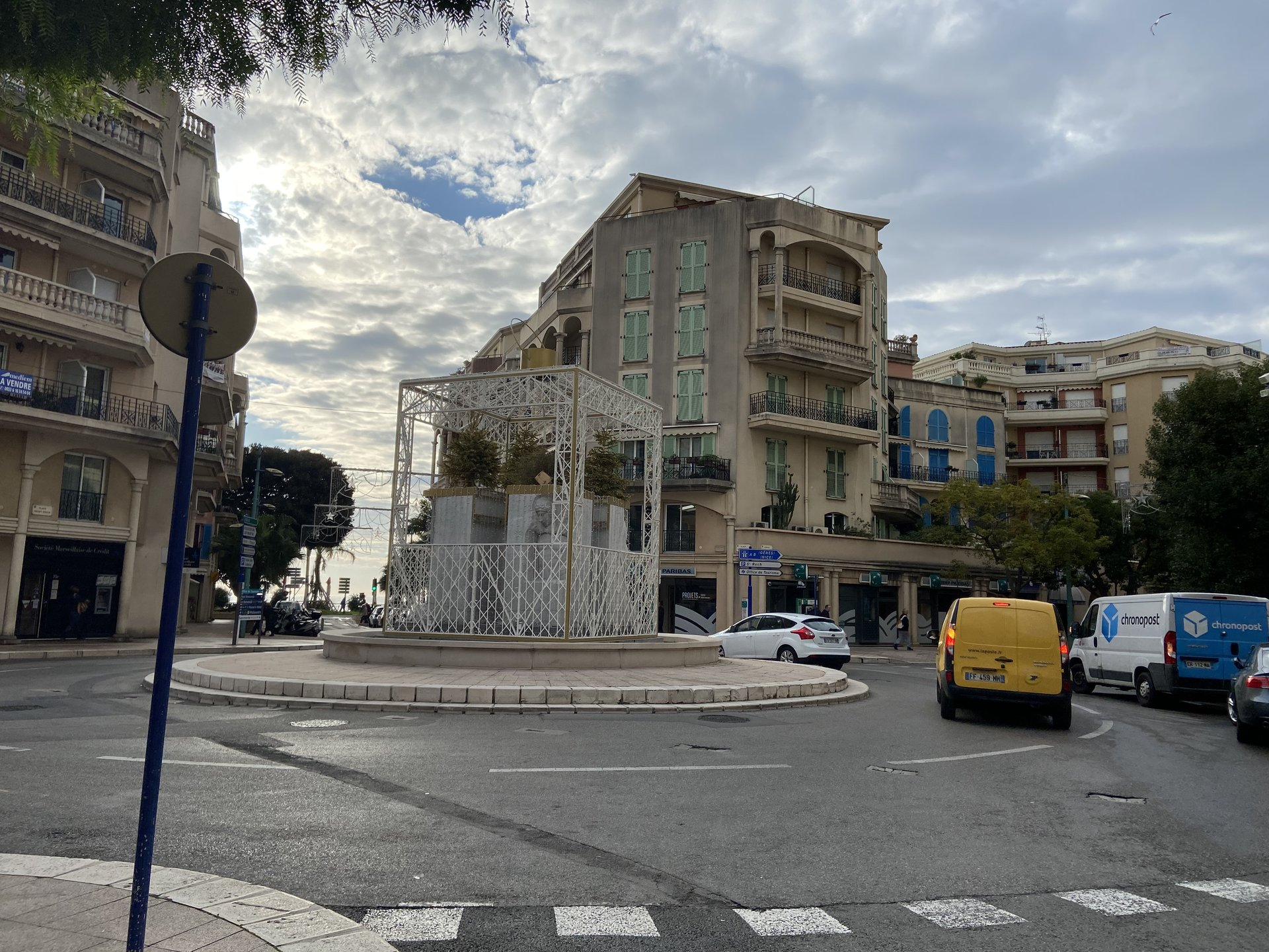 Sale Business assets - Menton Centre