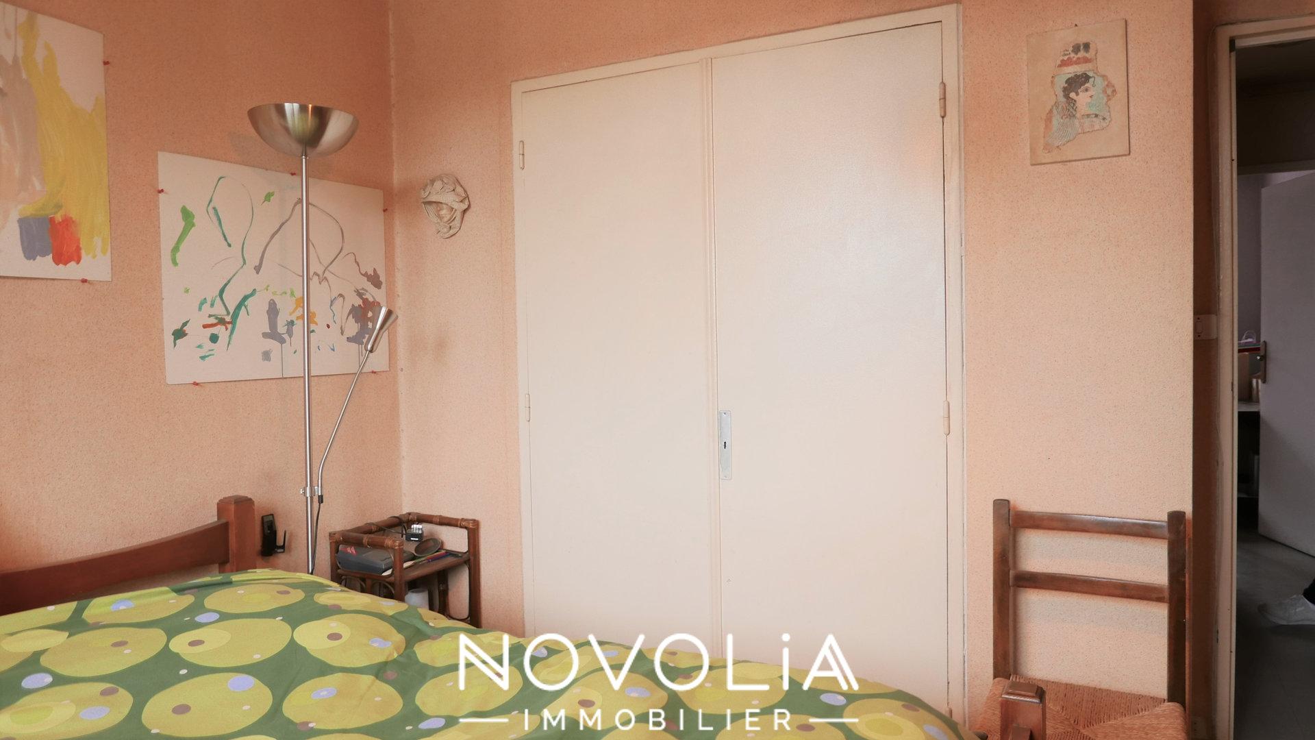 Achat Appartement, Surface de 58.7 m²/ Total carrez : 56 m², 3 pièces, Vénissieux (69200)