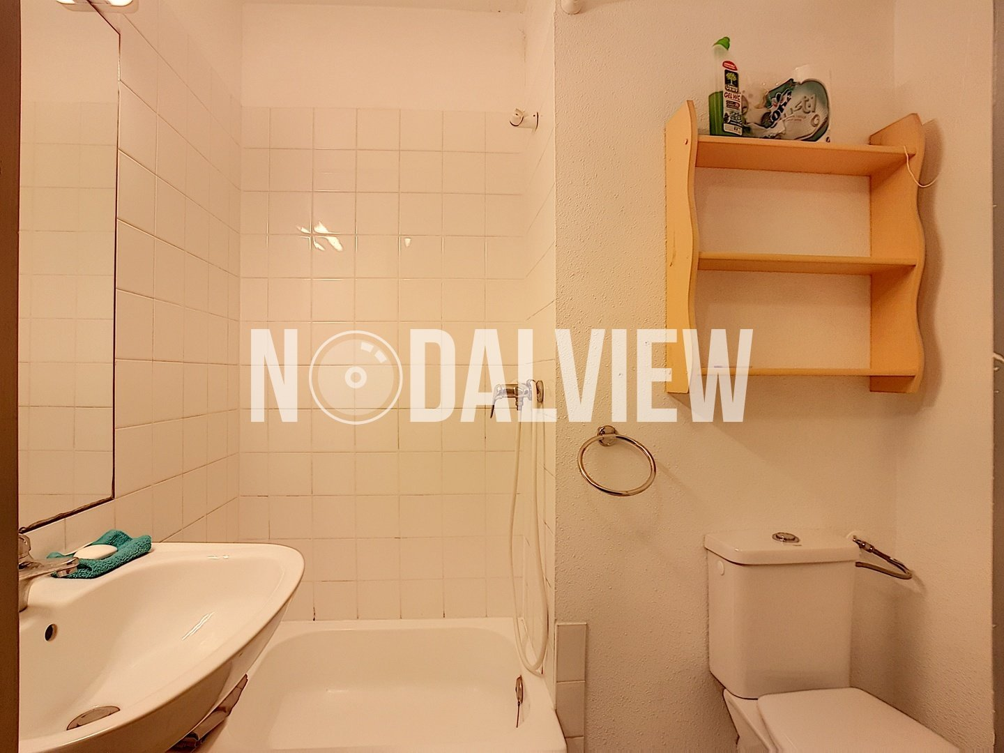 24 m² studio with parking in closed residence with swimming pool in the heart of Sophia Antipolis