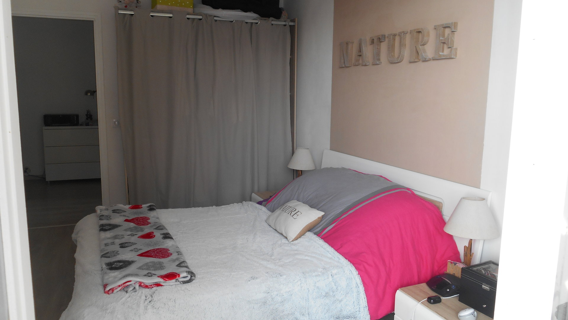 Grasse - appartement 3 pièces