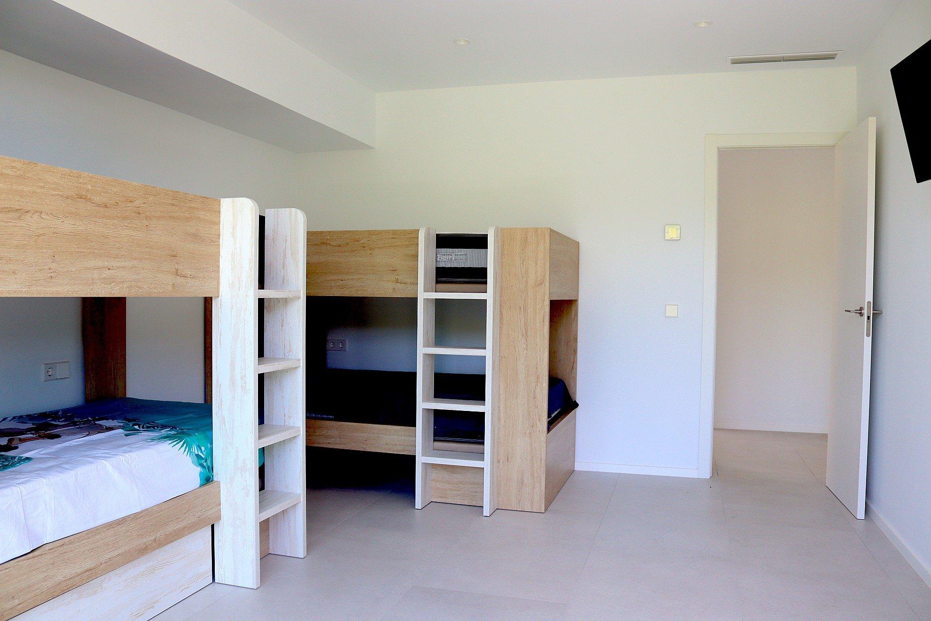 Moderne designvilla in een rustige omgeving