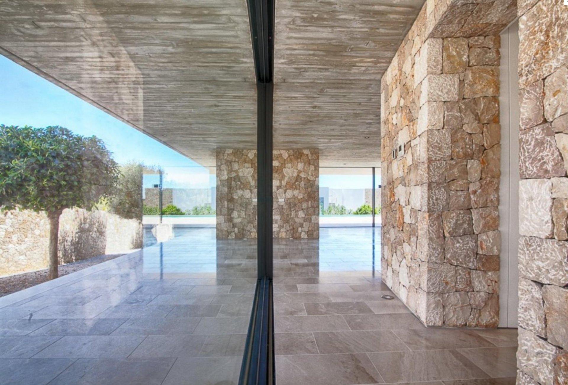 Villa de luxe minimaliste à Moraira