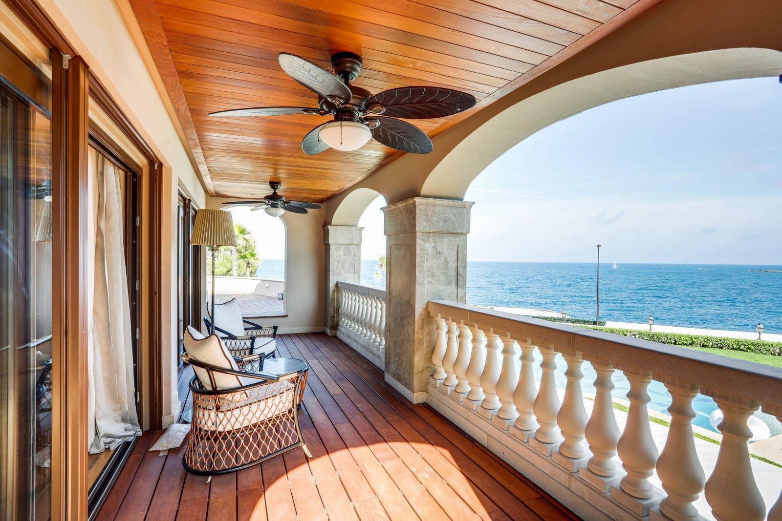 Magnifique villa au cap d'Antibes