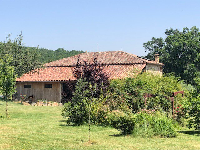 Sale Farm - Giroussens