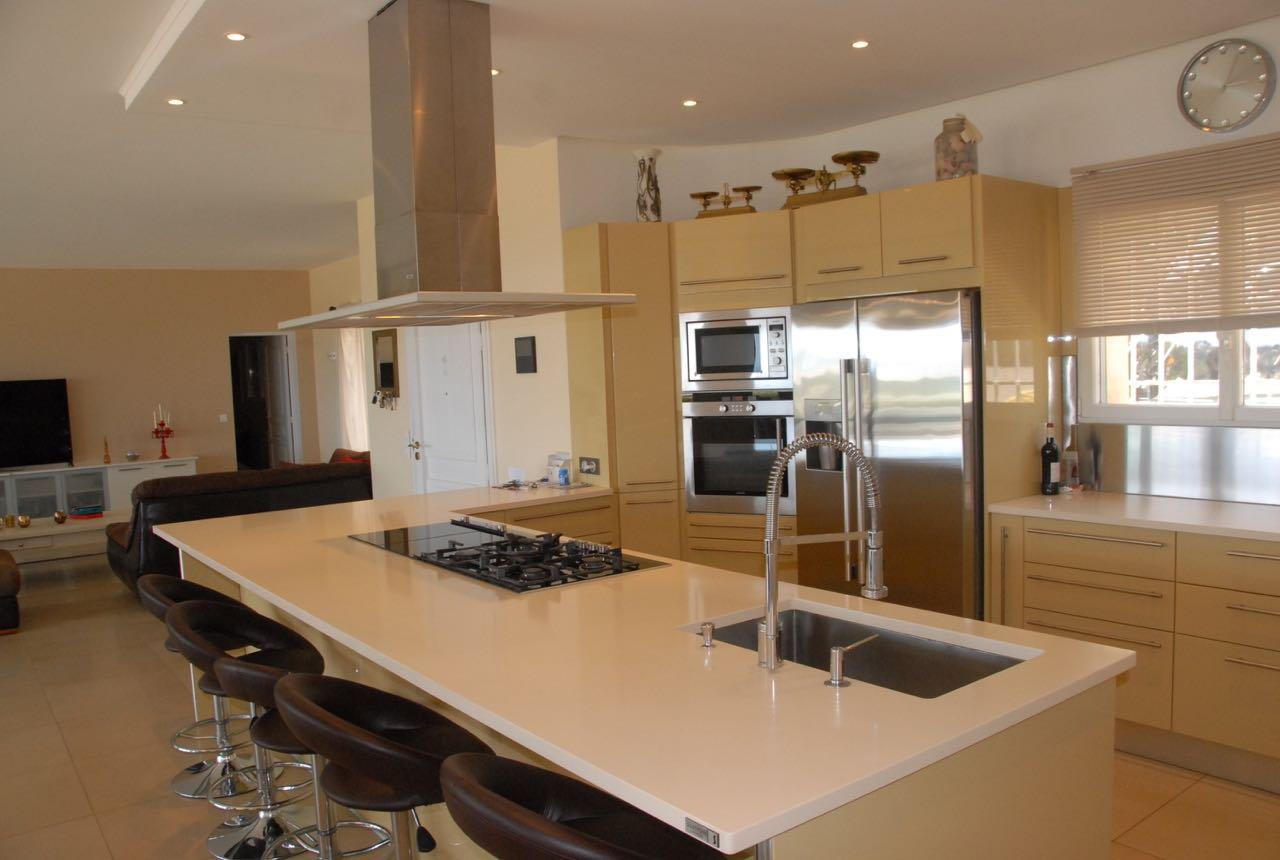 Kitchen island, stainless steel, kitchen bar