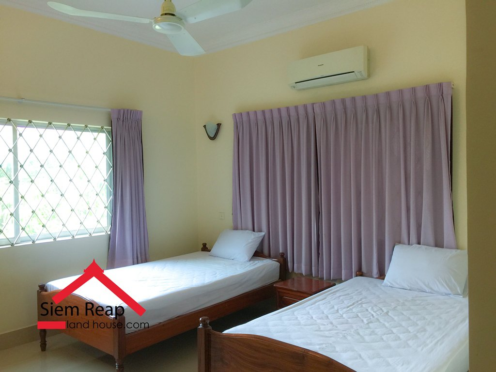 02 bedroom apartment in siem reap rent $450 ID: Ap-193