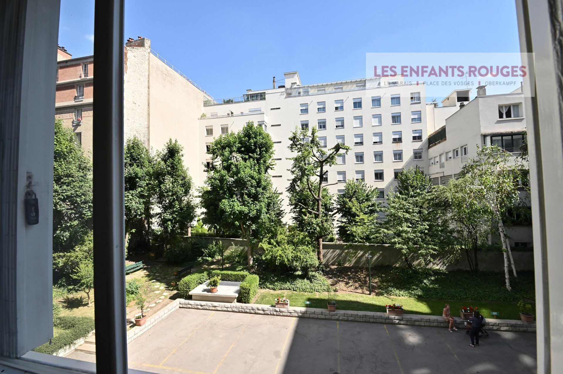 Sale Apartment - Paris 20th (Paris 20ème) Père-Lachaise