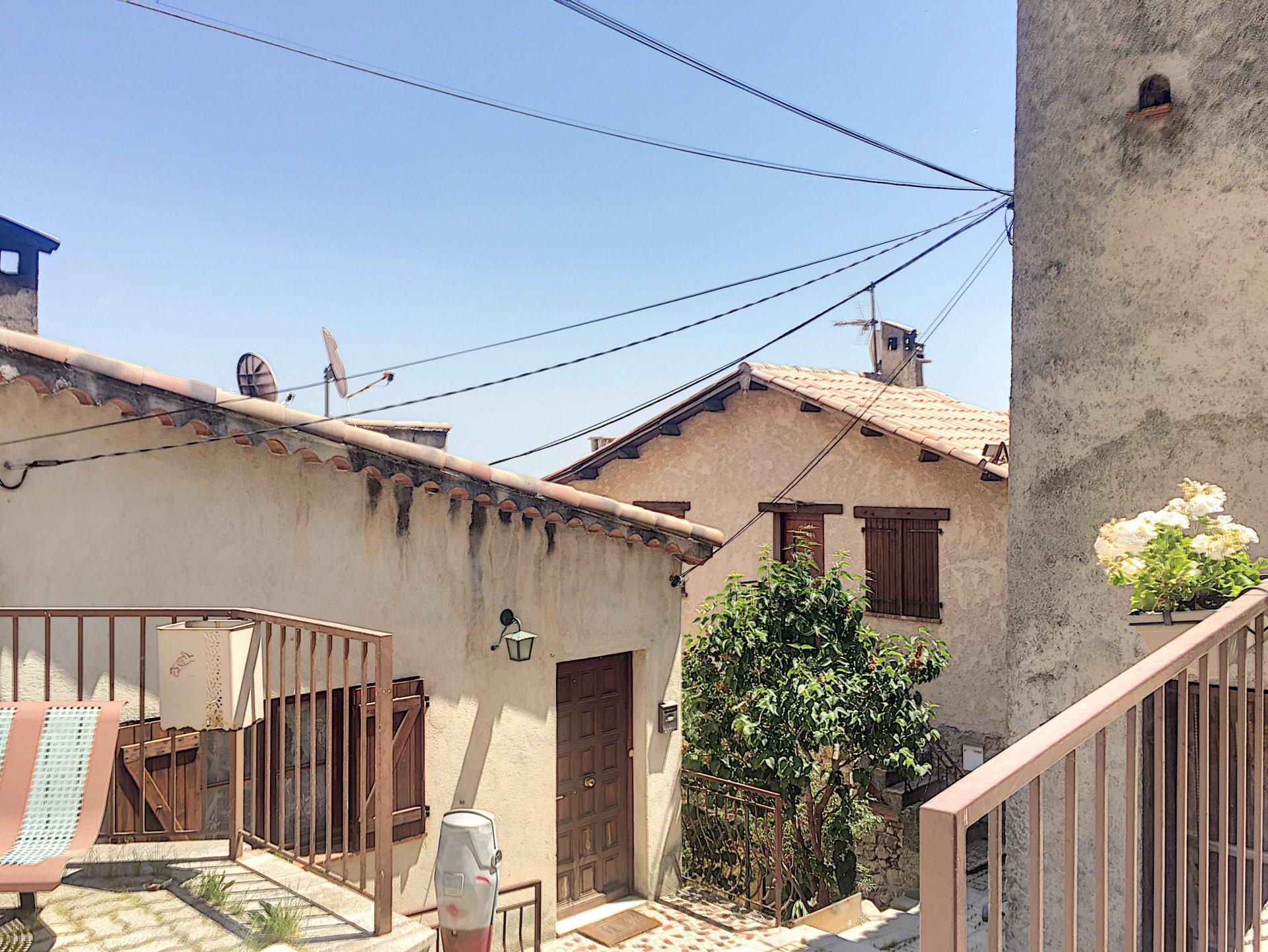 Maison de village dans l'arrière pays Niçois