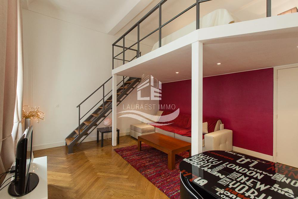 Seasonal rental Apartment - Nice Carré d'or