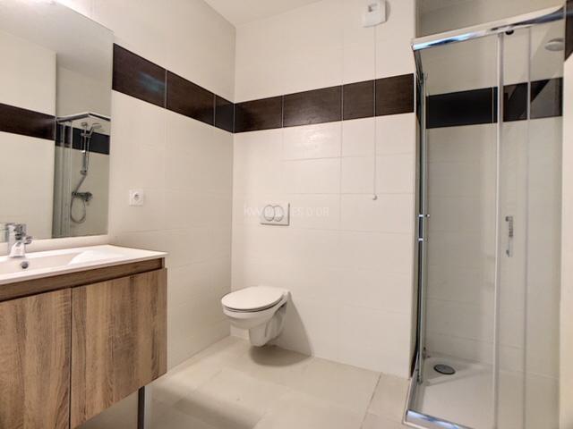 Theoule s/m 3 pièces, 64  m², neuf, vue mer, parking et cave