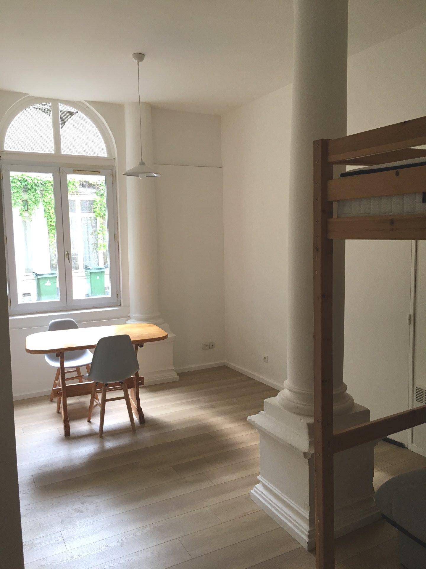 Studio - 21m2 - Amiens centre