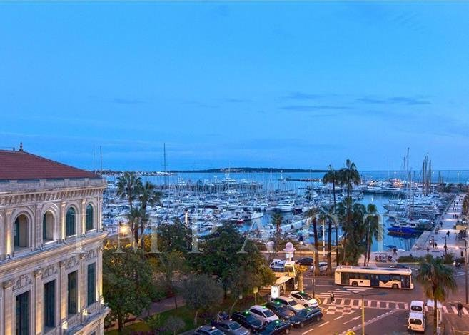 2-bedrooms apartment to rent Cannes