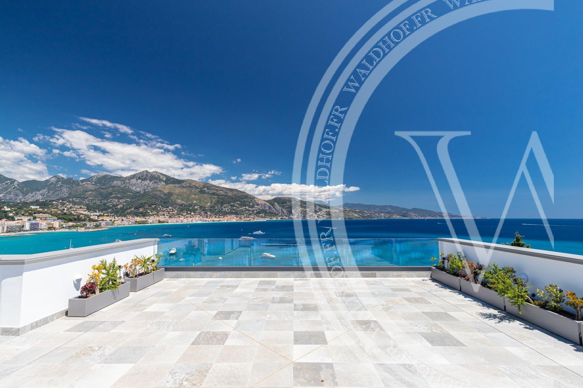 Vente Villa - Roquebrune-Cap-Martin
