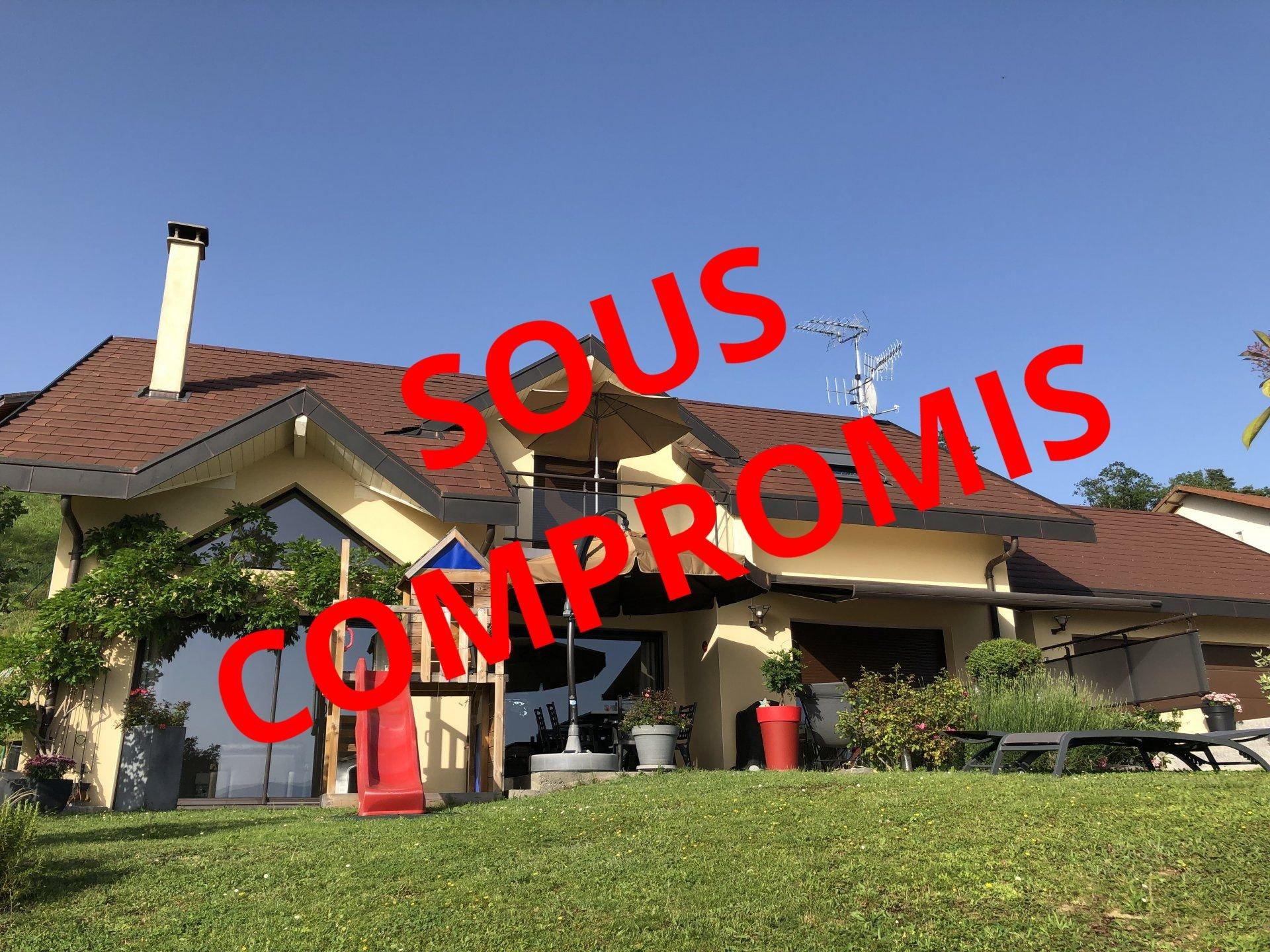 Villa contemporaine avec vue exceptionnelle - Cranves Sales