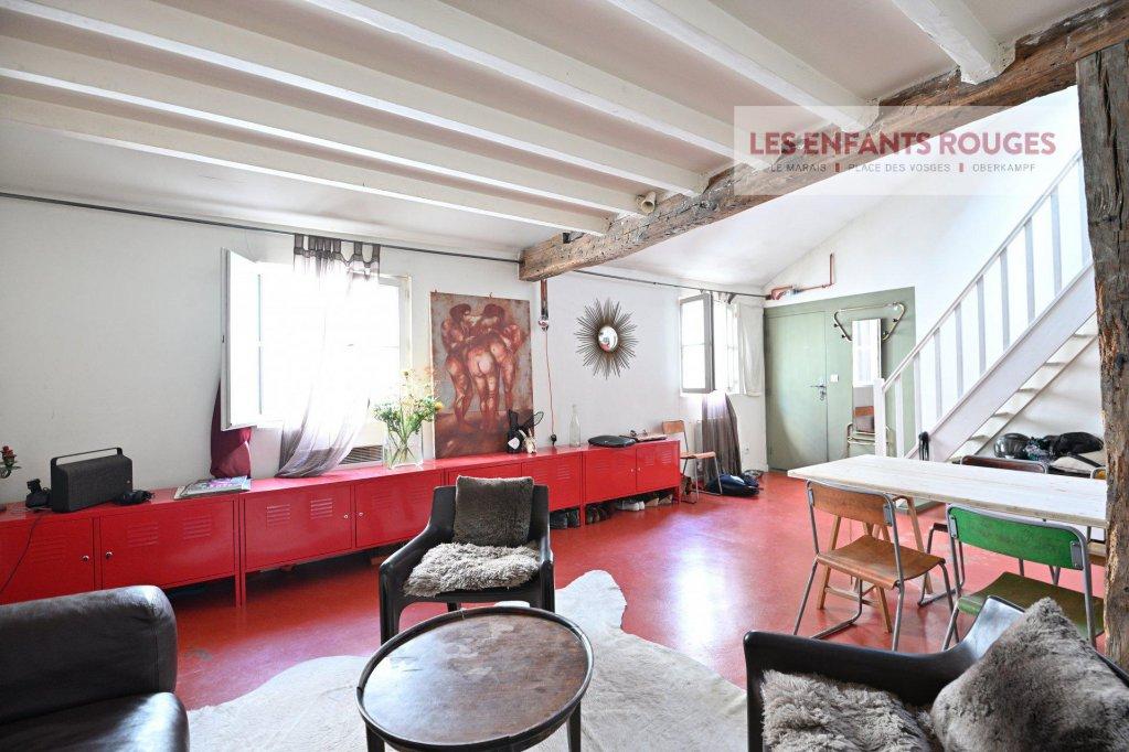 Sale Apartment - Paris 10th (Paris 10ème) Hôpital-Saint-Louis