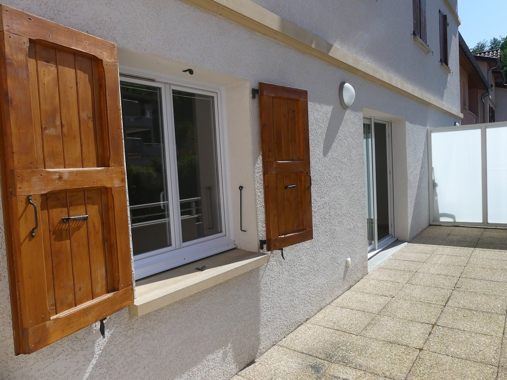 Appartement T2 avec terrasse et parking privée