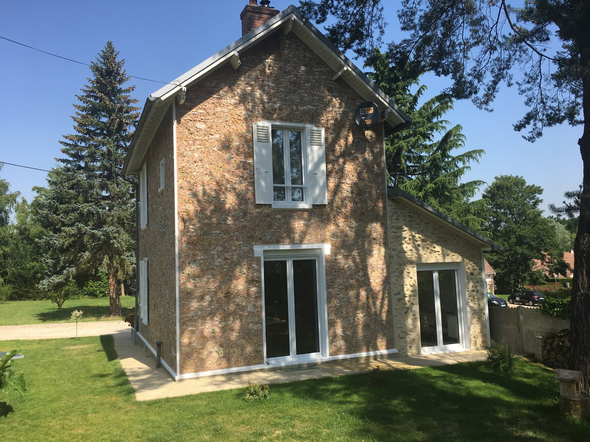 Petite maison Meulière