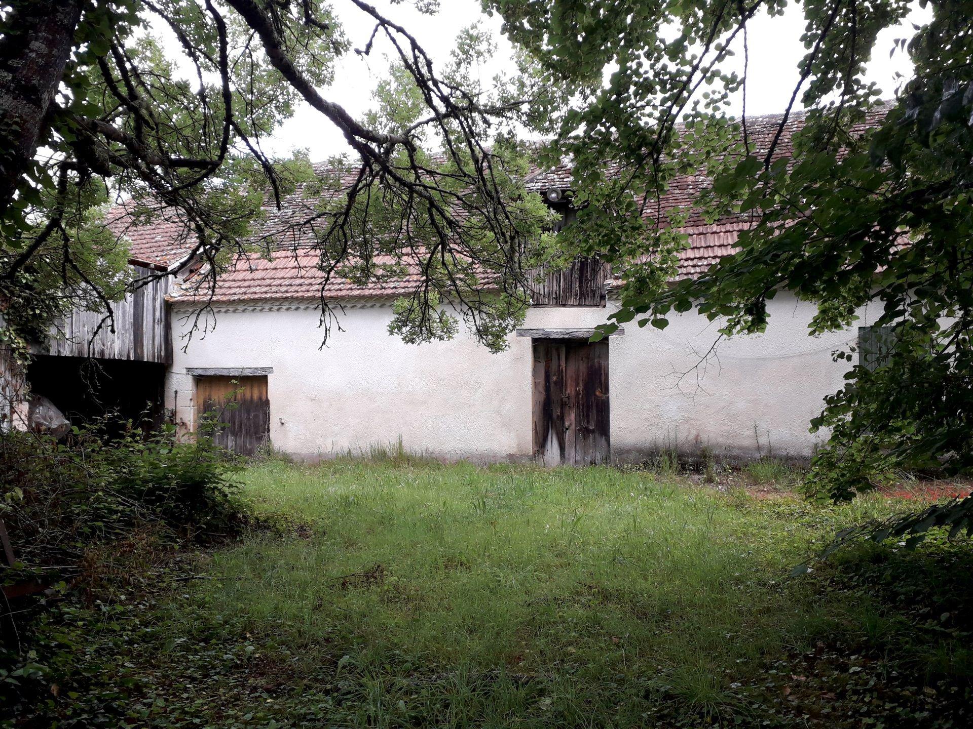 Ensemble immobilier sur une propriété agricole