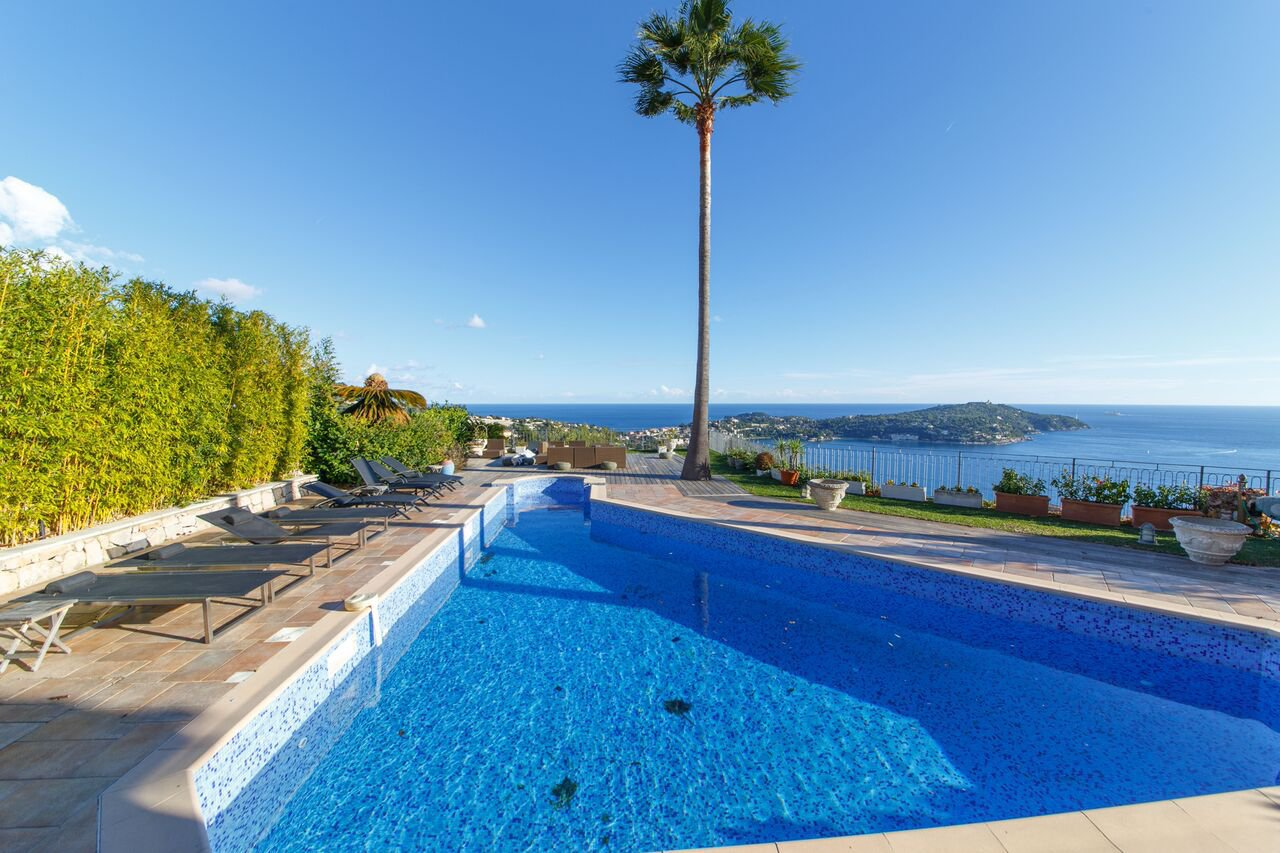 Villefranche-sur-Mer - Amazing appartment with fantastic sea views