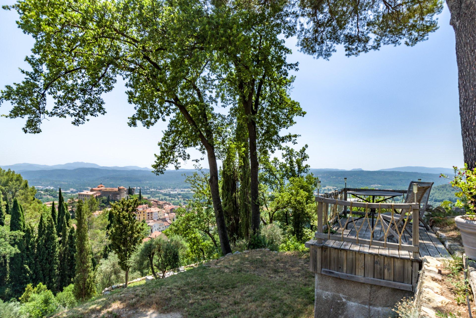 Callian Vente Villa à pied du Village