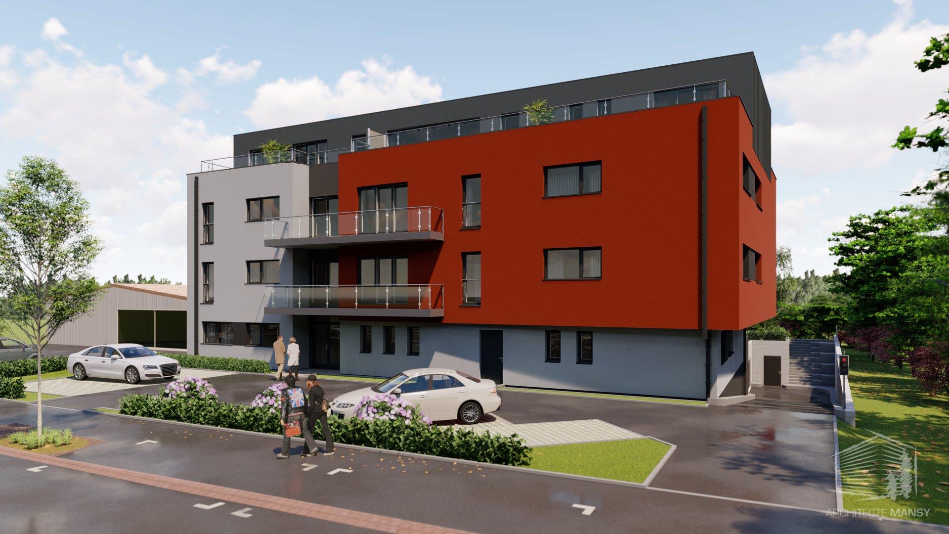 Programme Immeuble - Schieren - Luxembourg