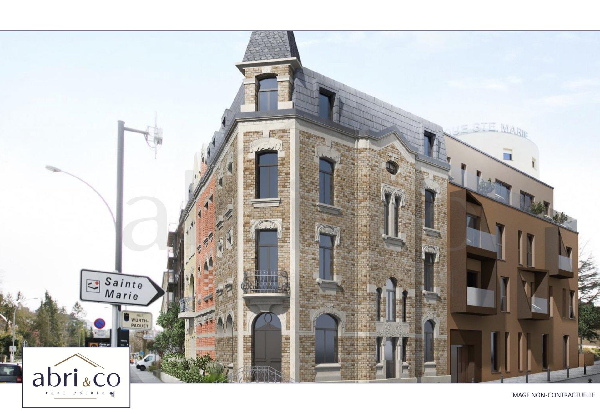 Programme Immeuble - Esch-sur-Alzette - Luxembourg