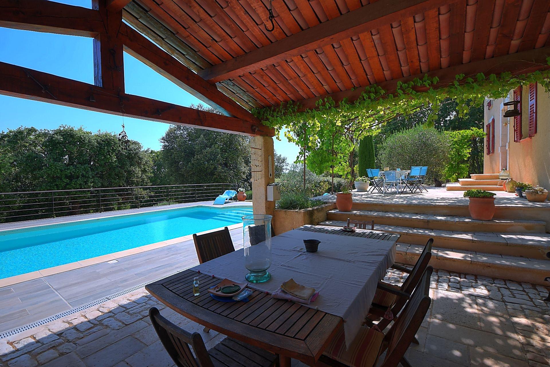 Villa style Bastide Baudinard sur Verdon