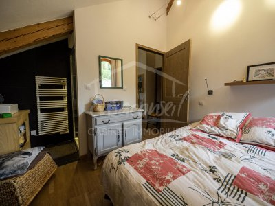 St Gervais Mont-Blanc – 2 bedroom duplex apartment with balcony