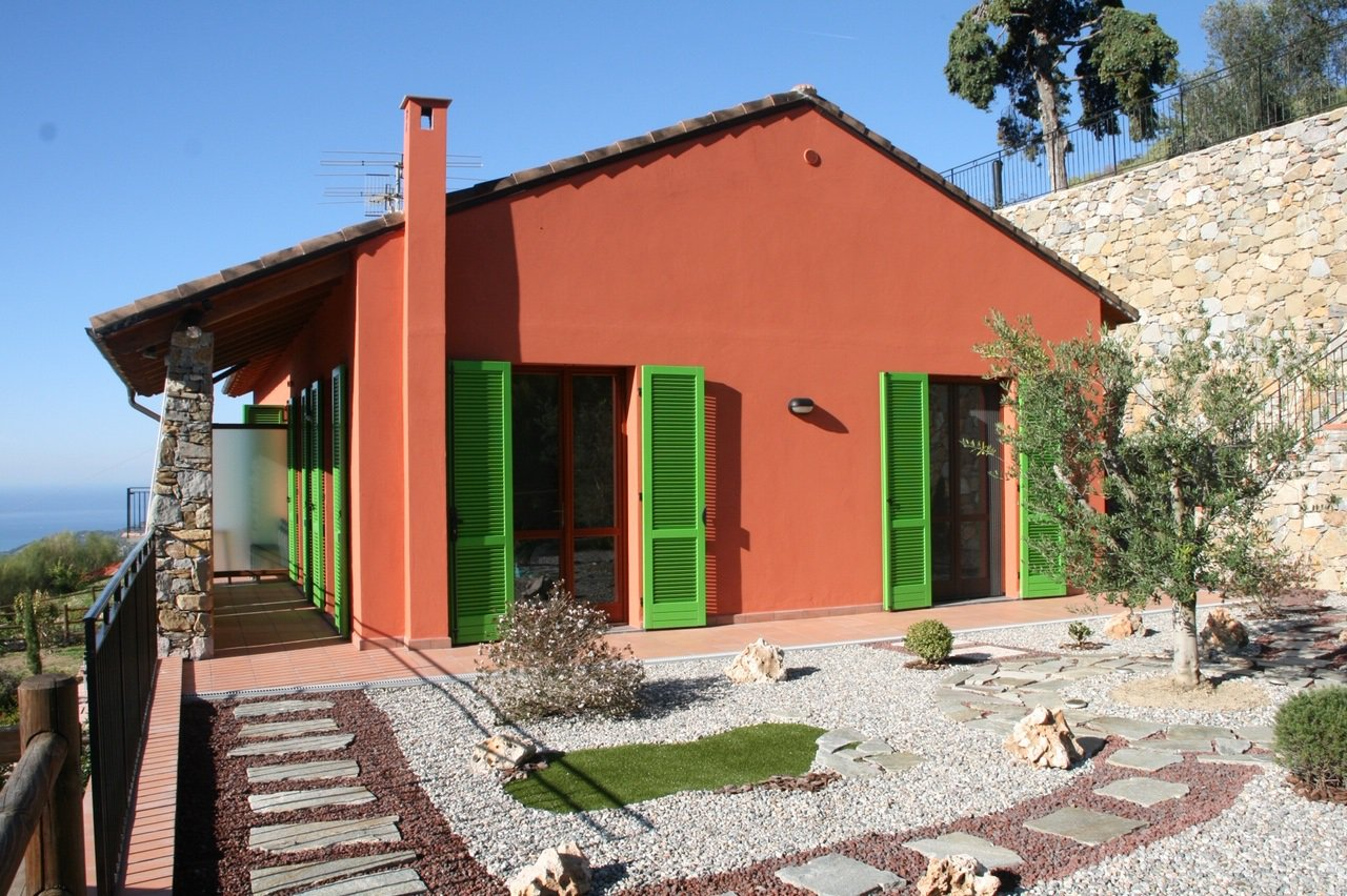 Seborga - Semi detached house