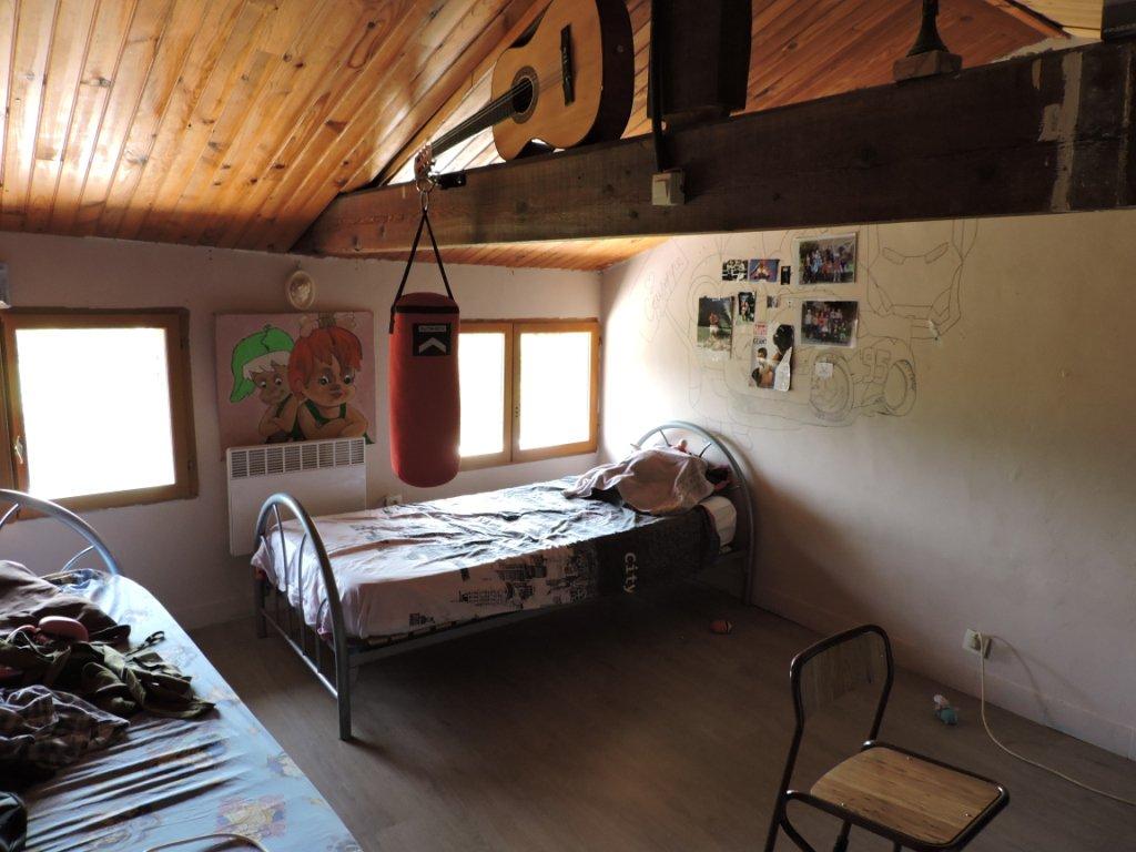 Appartement 4p en duplex avec balcon