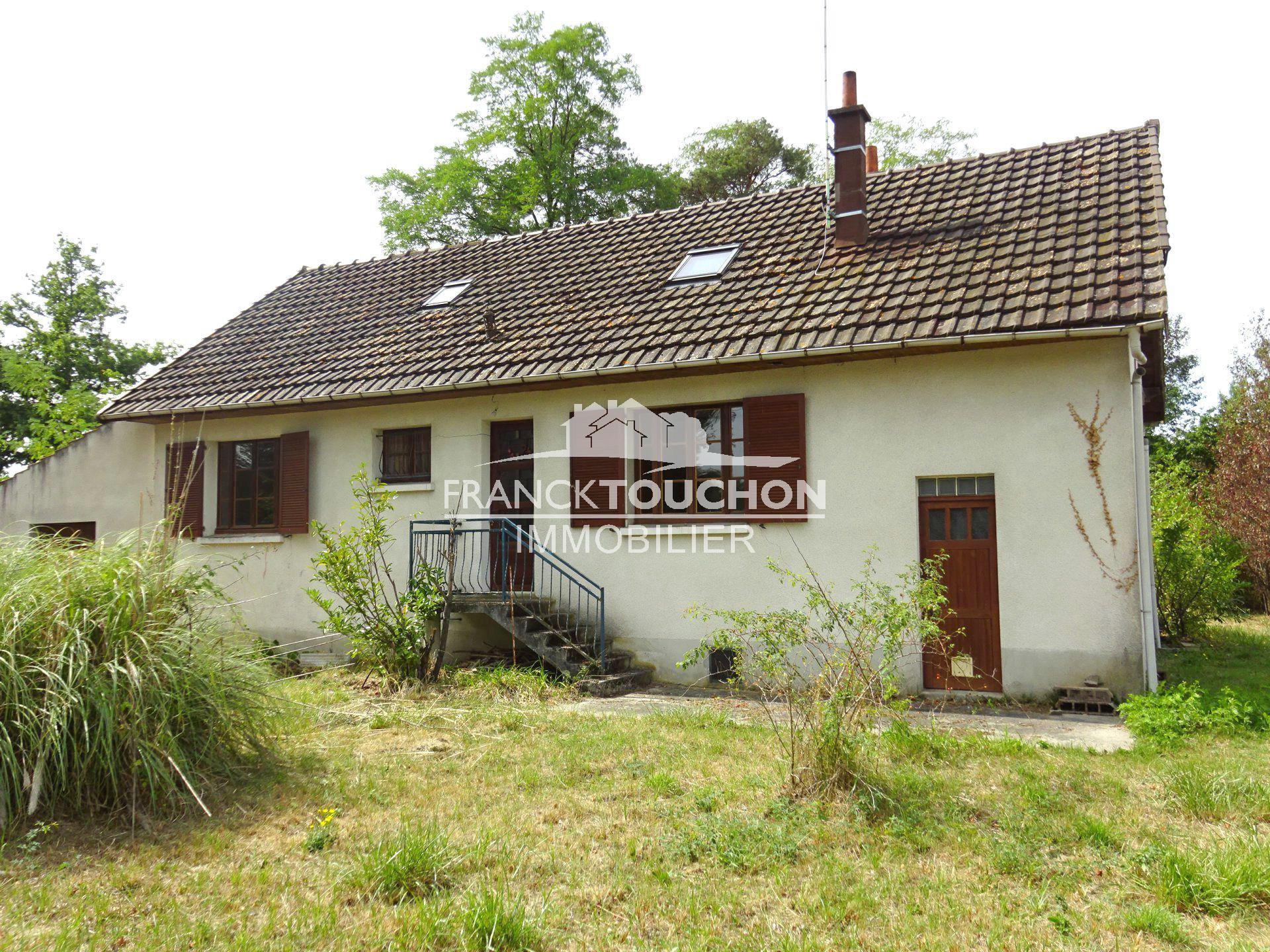 Maison Saint-Maurice sur Fessard