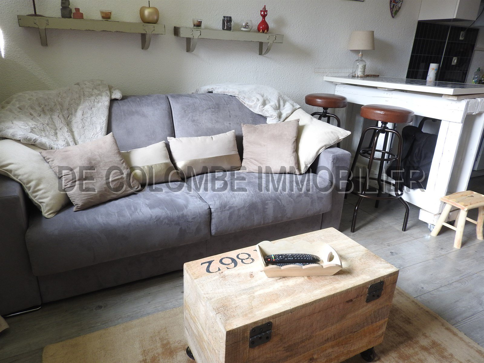 Sale Studio - Isola 2000 Hameau