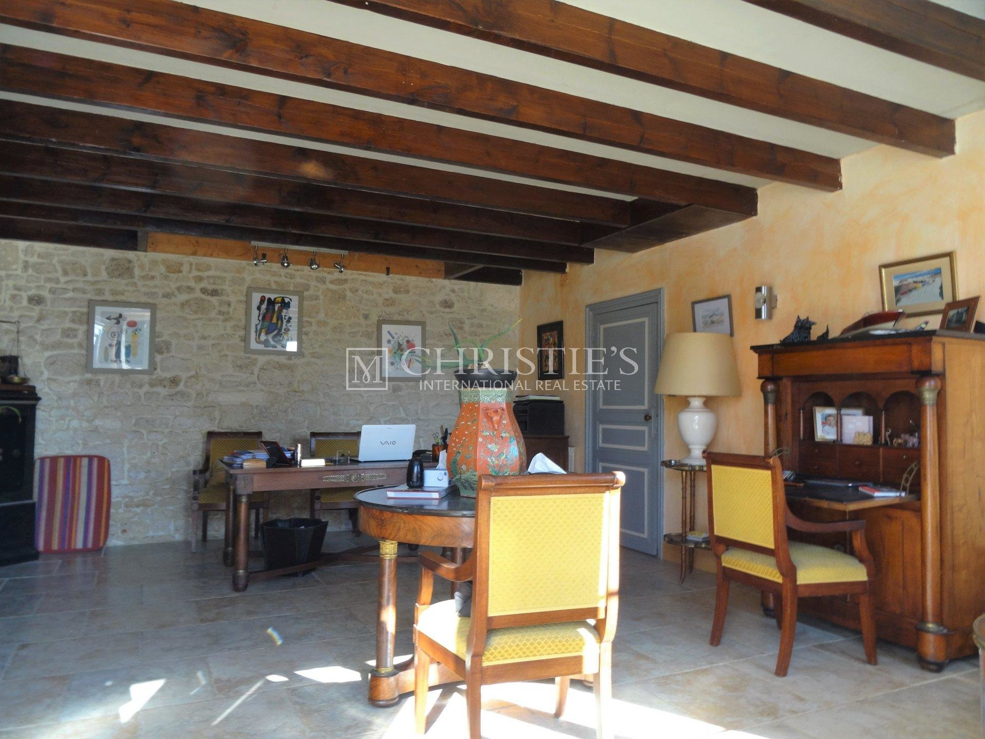 Beautiful renovated 16th century logis