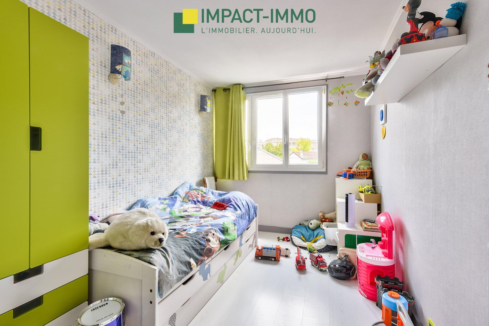Appartement Colombes 3 pièce(s) 55m2