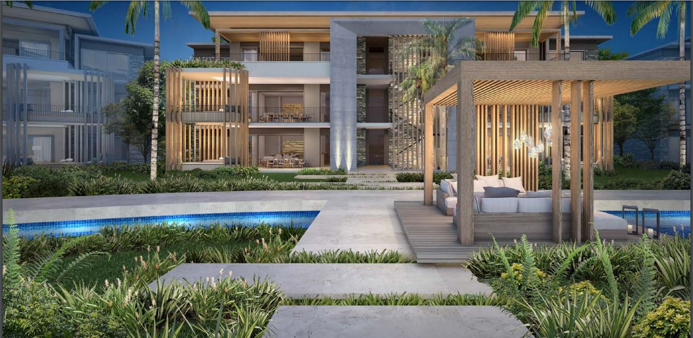 CONTEMPORARY AND LUXURIOUS APARTMENTS IN MONT CHOISY