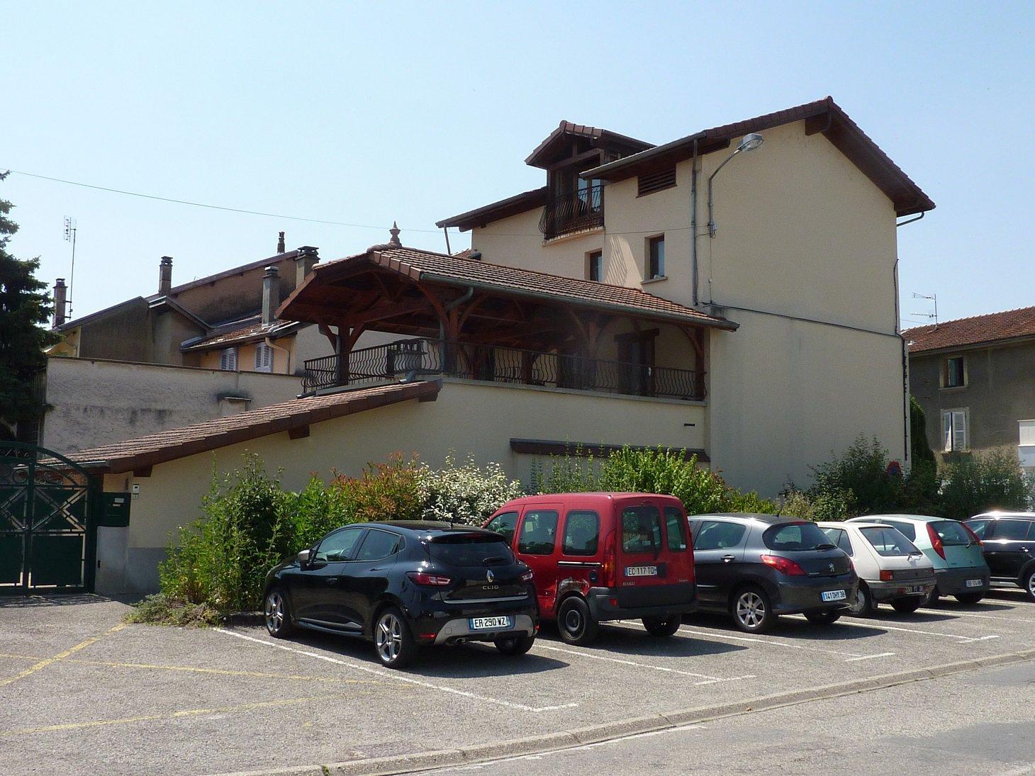 Maison 150 m² hab.