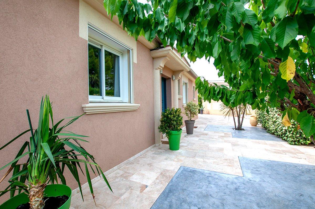 Perfect contemporary villa