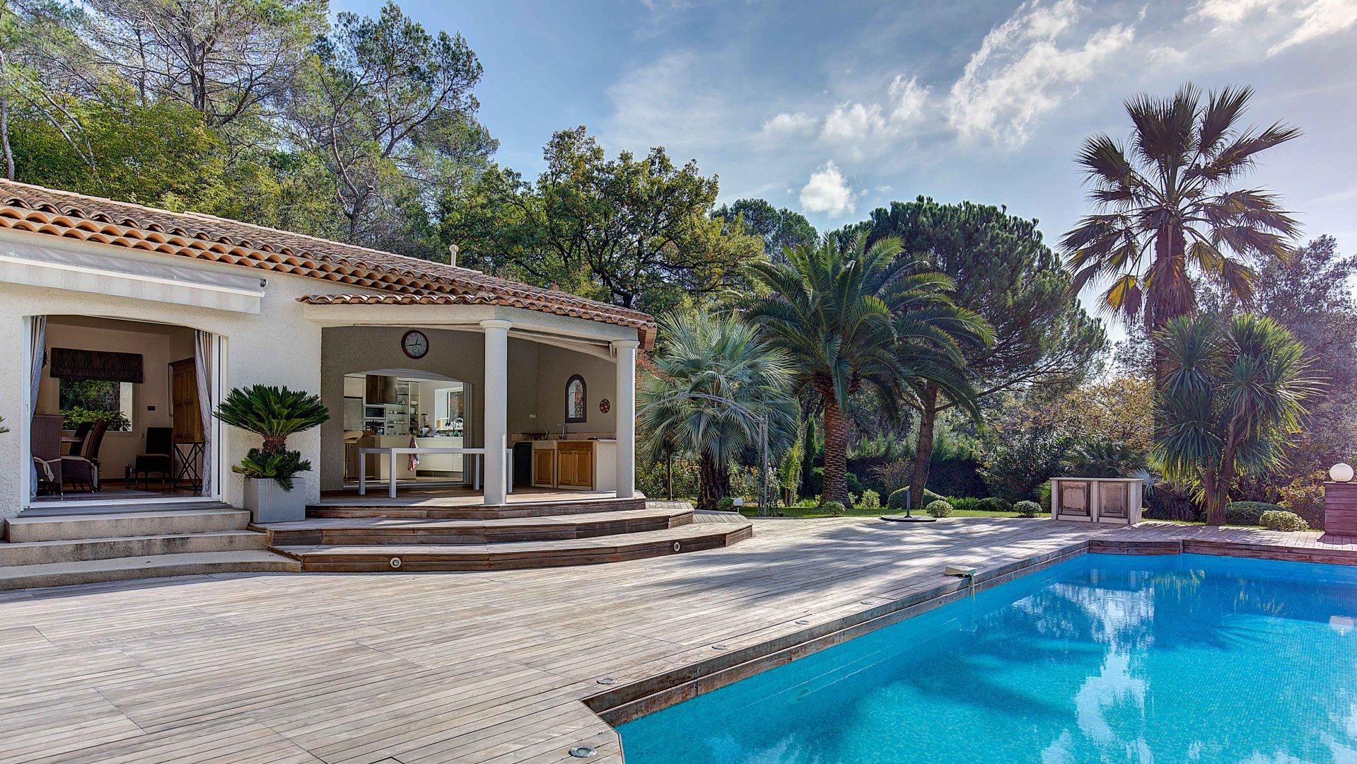 Verkauf Villa - Roquefort-les-Pins Notre-Dame - Frankreich