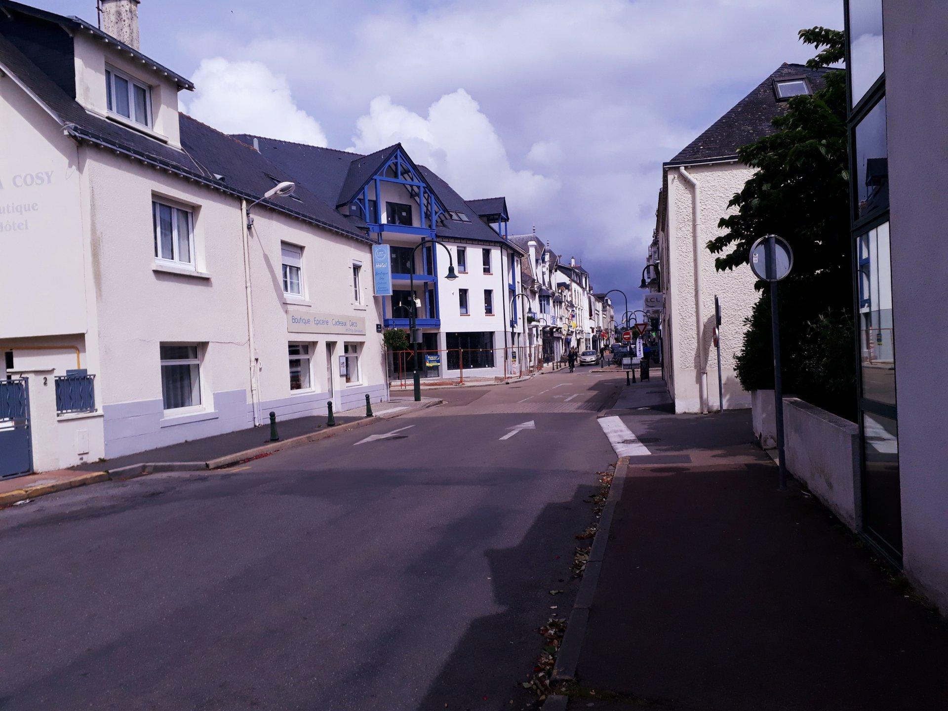Studio et garage coeur de ville Le Pouliguen