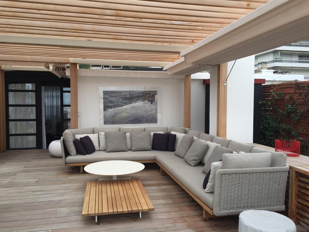 La Cadenelle type 3 Atypique terrasse 100 m2