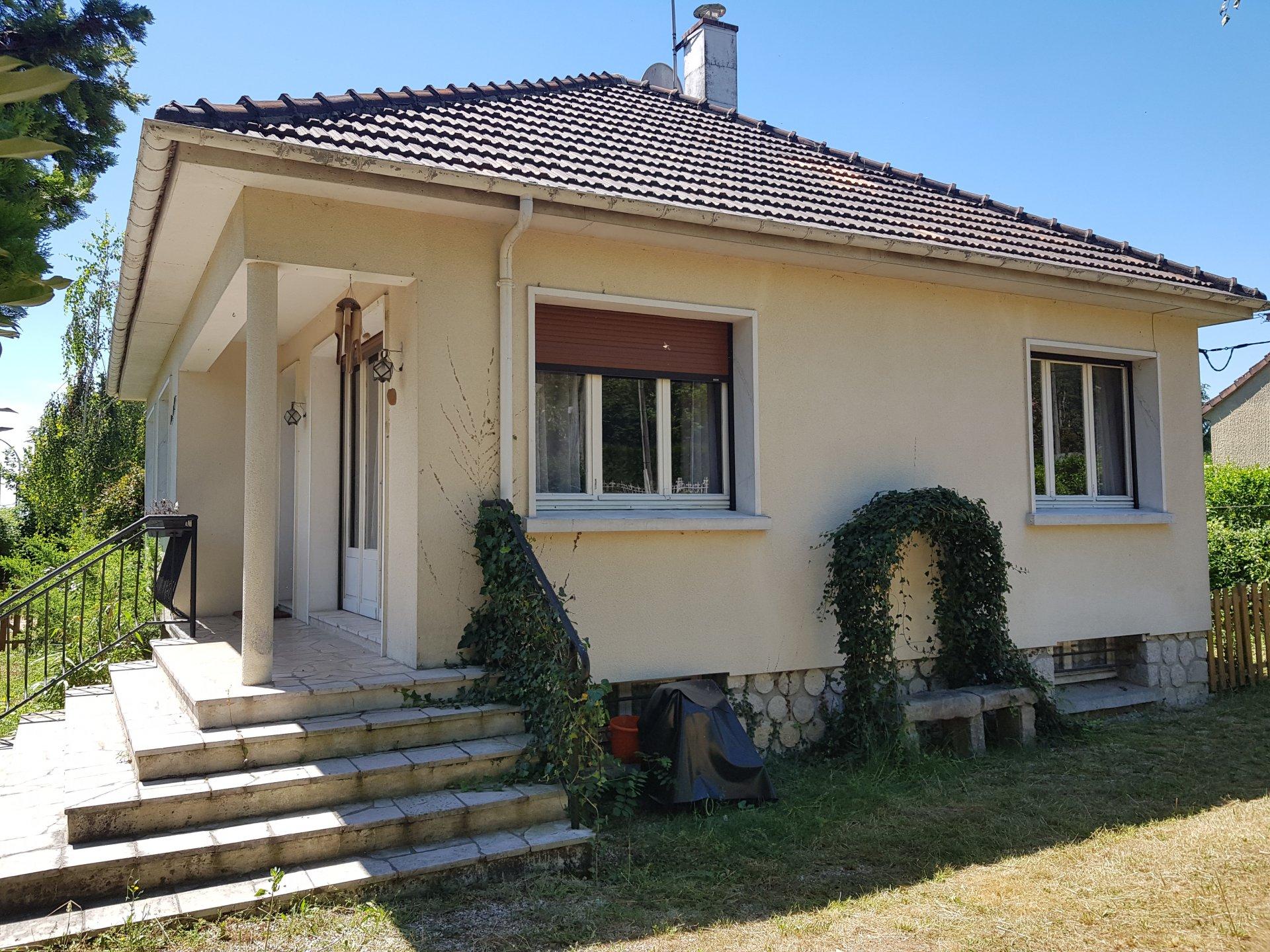 Montigny sur Loing : Maison 4 pièces 80 m2